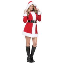 Merry Ms. Santa Costume