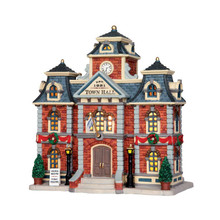 Lemax Village Collection Town Hall #35619