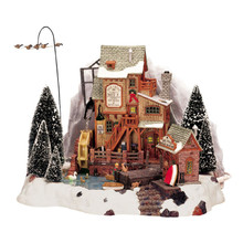 Lemax Village Collection Oak Creek Grist Mill #36321