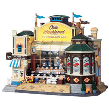 Lemax Village Collection Olde Fashioned Chocolate Co. #95888