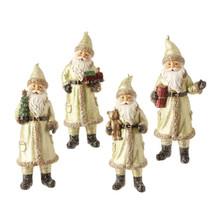 RAZ 5in Santa Ornament, 4 Assorted #3404128