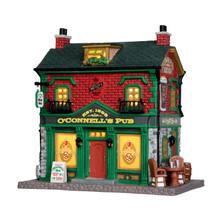 Lemax Village Collection O'Connells Irish Pub #35600
