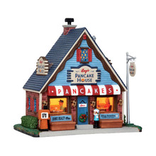 Lemax Village Collection Amy's Pancake House #45743