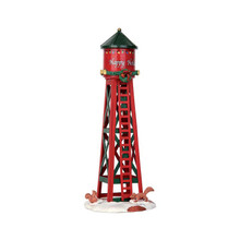 Lemax Village Collection Water Tower #53211