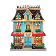 Lemax Village Collection French Pastry Shop #55921