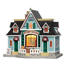 Lemax Village Collection Happy Tails Pets & Daycare #55976