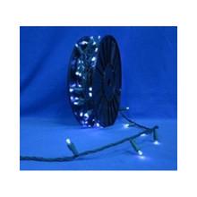 150 LED Cool White Mini Bulb Light Set Spool