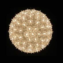 100 Clear Light Bulb Sphere