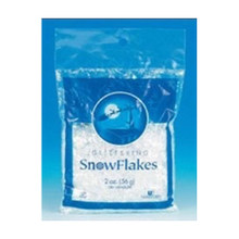 2oz Bag Glittering Snowflakes