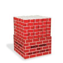 Brick Paper Roll