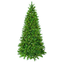 18' Pre-Lit  Belgium Mix Christmas Tree with 3,900 Clear UL Lights