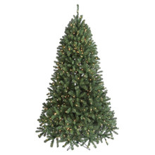 18' Pre-Lit Hudson Valley Christmas Tree with 4,500 Clear UL Lights