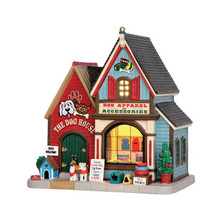 Lemax Village Collection The Dog House #55978