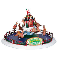 Lemax Village Collection Reindeer On Holiday #64058