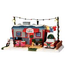 Lemax Village Collection Happy Camper, #64060