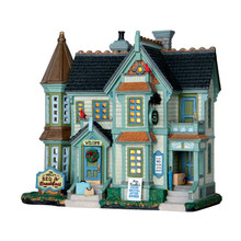Lemax Village Collection Miss Noelle's Bed & Breakfast #65090
