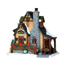 Lemax Village Collection The Owens' Cabin #65095
