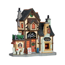 Lemax Village Collection The Brick Oven CafŽ #65096