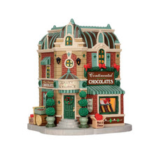 Lemax Village Collection Continental Chocolates #65101