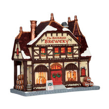 Lemax Village Collection The Bavarian Brewery #65104