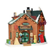 Lemax Village Collection Ponderosa Outfitters #65106