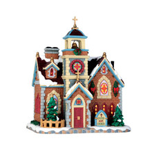 Lemax Village Collection United Hope Church z#65115