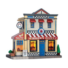 Lemax Village Collection Baker's Dozen #65120