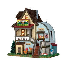 Lemax Village Collection Sunny Acres Famous Fried Chicken #65124