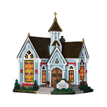 Lemax Village Collection Brookside Chapel #65126