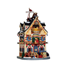 Lemax Village Collection Noah's Ark Toys, #65130