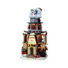 Lemax Village Collection North Pole Observatory #65132