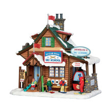 Lemax Village Collection Sugar Pine Ski School #55940