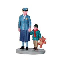 Lemax Village Collection Look Both Ways Figurine #62436