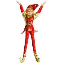 Floridus Design Jingle The Elf #XN301037