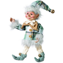 Floridus Design 11in Wriggly The Elf #XN403000