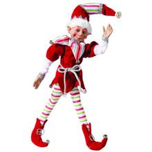 Floridus Design 16in Elmo The Elf #XN407400