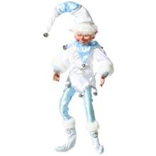 Floridus Design 24in Winter The Elf #XN510800