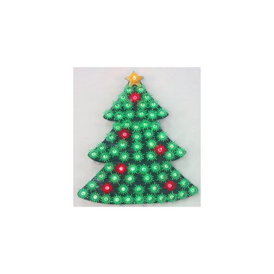 70lt 2d Christmas Tree Window Mold 03322 House Of Holiday