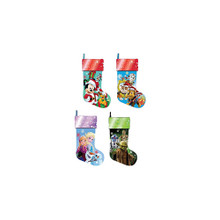 Disney Stocking, 4 Assorted #39470