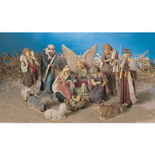 11pc Nativity Figurines #70475