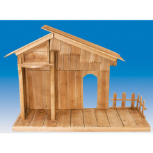 Large Wooden Stable #70496