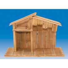 Medium Wooden Stable #70497