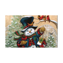 Briarwood Lane Winter Friends Doormat #D00089