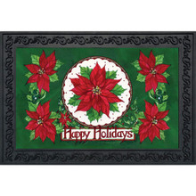 Briarwood Lane Happy Holidays Doormat #D00099