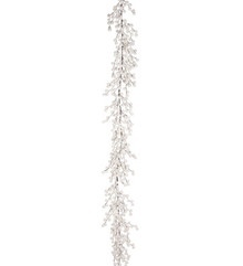 6-Foot Snow Berry Garland #25247
