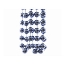 XXL Beaded Garland -Blue #001793