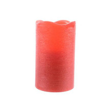 Large Red LED Candle #482892