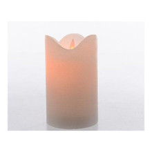 Small White LED Candle #482933