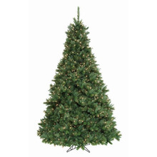 10' LED Mix Canterbury Tree with 1,850 Clear LED Lights #MTX35861L
