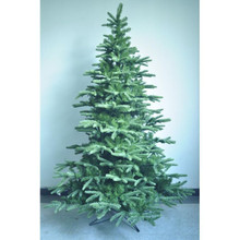 10' LED Woody Creek Tree with 1,350 Clear LED Lights #MTX43116L